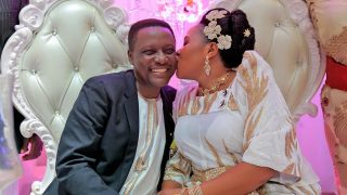 Judith Babirye Gives Birth to a Baby Boy