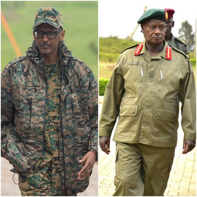 VIDEO: Kagame vows to strike hard in veiled warning to Museveni and Uganda At Large