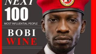 Time Magazine Names Bobi Wine Among 100 World's Most Influential People