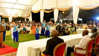 Museveni: Indians in Uganda will be involved in country's policy process