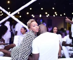 , God's Plan has the last laugh over girlfriend sheila gashumba beating