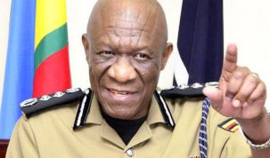 The inspector general of police, Martins Okoth Ochola