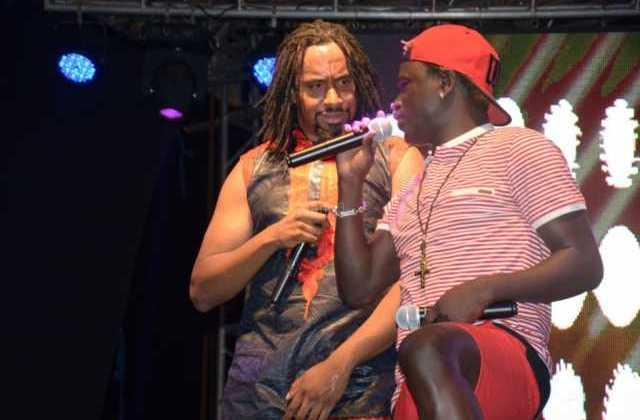 Gravity and Navio during the good times