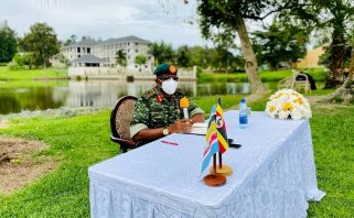 UPDF Spokesperson Brig Richard Karemire
