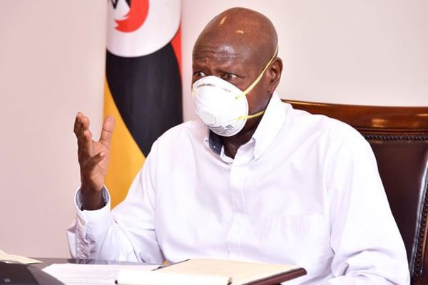 President Museveni on Tuesday announced several measures that eased the lockdown