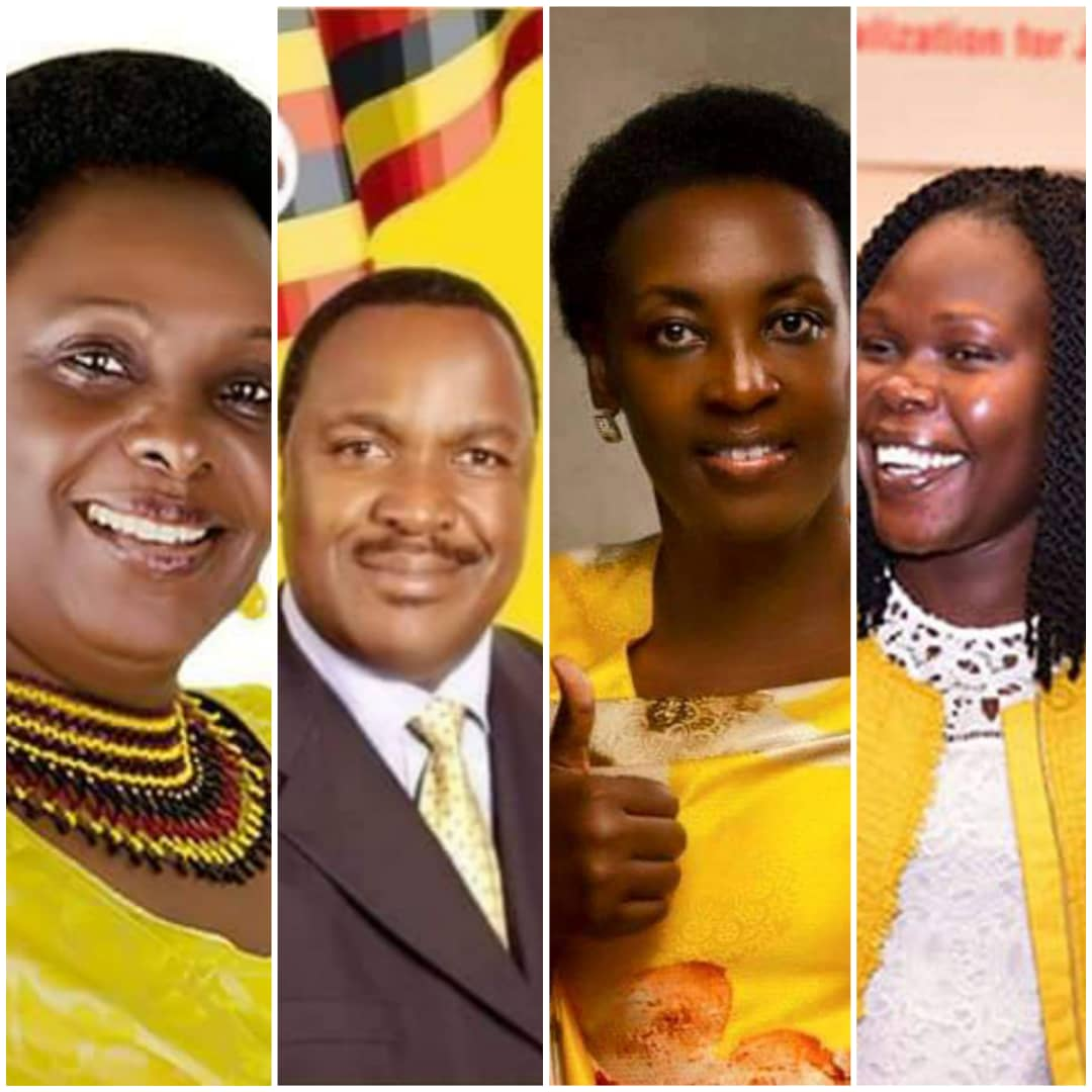 Ministers Karooro, Elioda, Kamukama and Anite have been sent packing in the provisional results NRM primaries